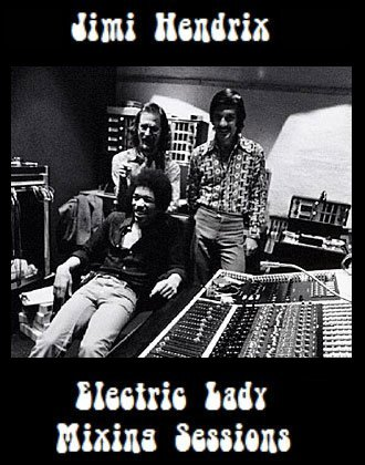 Jimi Hendrix - Electric Lady Mixing Sessions